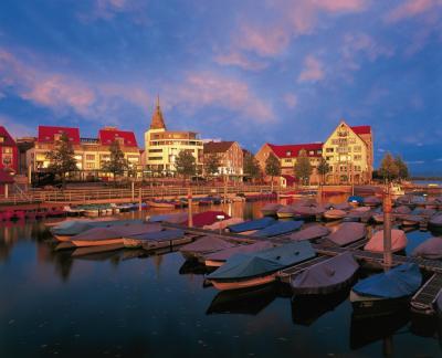 """Friedrichshafen - Der Bodensee, Deutschlands """"Südsee"""""""