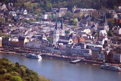 Boppard - Rhein & Mosel - Symphonie der Flüsse