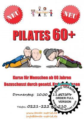 Pilates 60+