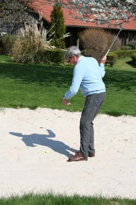 Kostenloser Golf-Schnuppertag