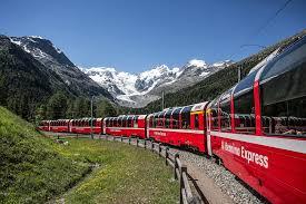 Schweiz - 3-Bahnen-Fahrt