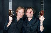 Essener Gitarrenduo: Bernd Steinmann & Stefan Loos